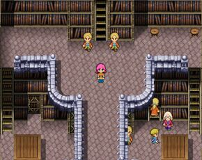 Biblioteca ancianos ff5