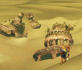 Desierto bikanel de ff10