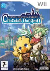 Archivo:Portada Final Fantasy Fables- Chocobo's Dungeon Wii E.jpg