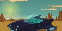 Autos aerodeslizadores