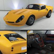 Stinger GT LMS