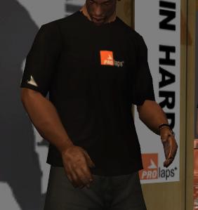 Archivo:Camiseta prolaps black t.jpg