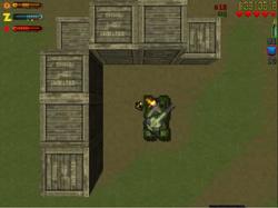 ¡Base Militar! 9