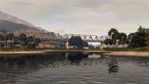 Lago Zancudo Puente