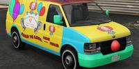 Clown Van Speedo