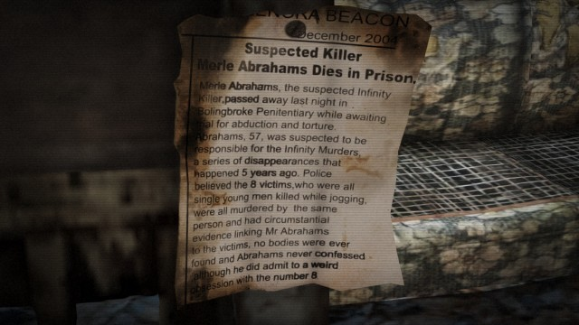 Archivo:Mensaje de la muerte de Merle Abrahams.jpg
