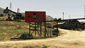 Maurieta Oil Fields