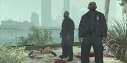 El asesino en serie ataca (LT)