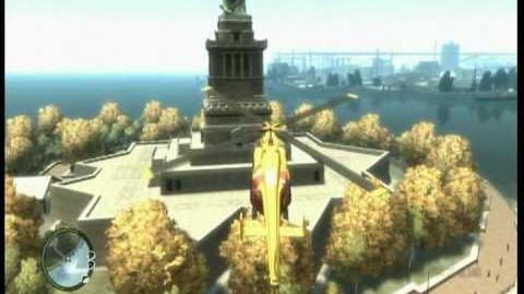 Grand Theft Auto 4 The Heart of Liberty City