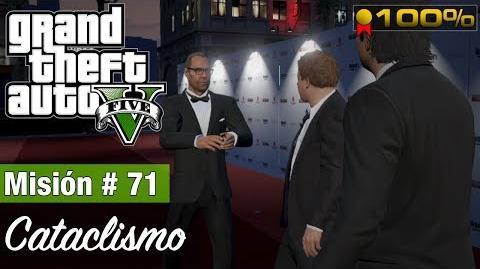 """Grand Theft Auto V - """"Cataclismo"""""""