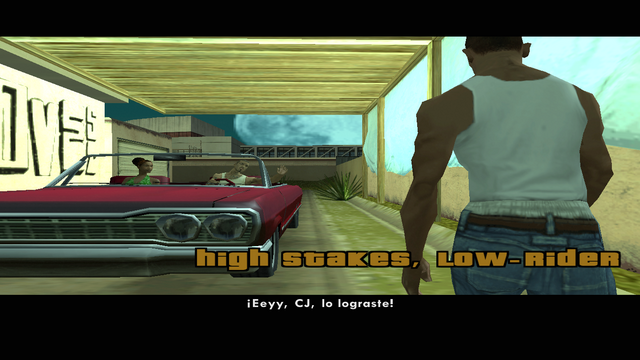 Archivo:High Stakes, lowrider 1.png
