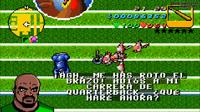 Quarterback de los Mambas 4