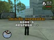 Ran Fa Li misión 8