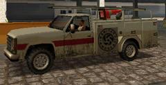 Utility Van SA