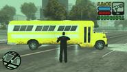 Restauracion del bus escolar LCS