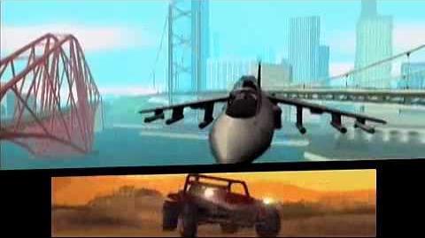 GTA San Andreas - Xbox Trailer