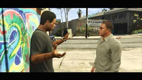 Grand Theft Auto V - Franklin Trailer