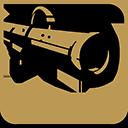 Archivo:Lanzacohetes Icono GTA3Móvil.png