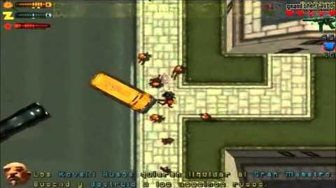 GTA 2 (PC) - ¡MUERTE AL PISTOLERO!