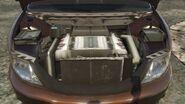 Minivan GTAV Motor