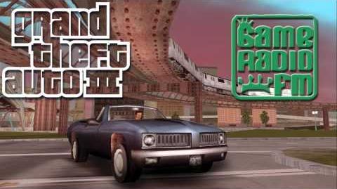 GTA III - Game Radio **Black Rob - By A Stranger**