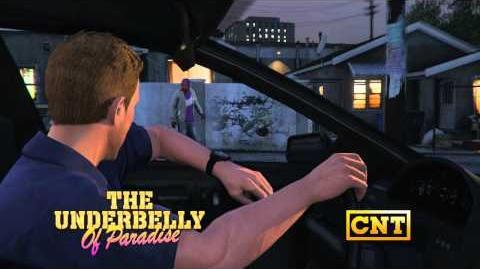 Grand Theft Auto V - CNT