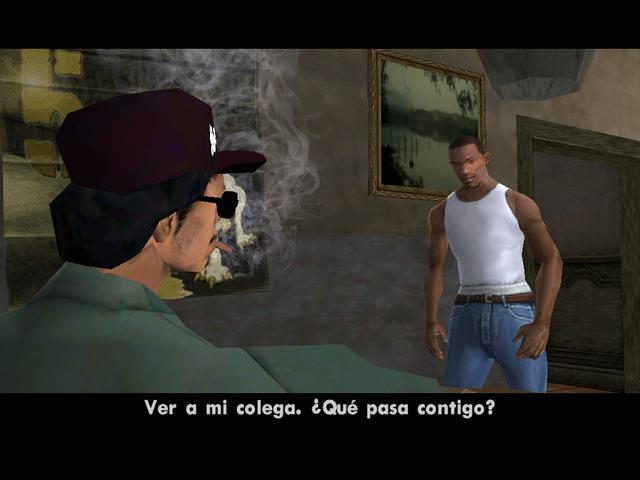 Archivo:CJ conversando con Ryder.png