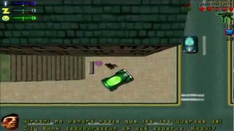 GTA2 - Jo.b Bank Robbery!