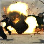 Niko Bellic detonando una bomba de vehiculo.jpg
