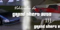 Vehículos de Grand Theft Auto III