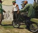 Bandas de Grand Theft Auto V