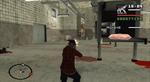Disparando contra los guardias en el matadero