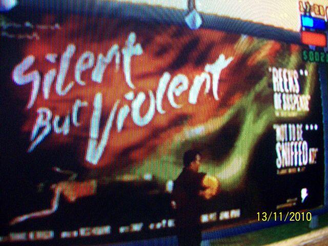 Archivo:Barbara en la película Silent But Violent.jpg
