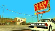 Sunshine Autos VCS 1