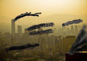 Mexico City en guerra
