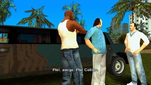"Archivo:""Kill Phil"" - Phil Collins presentándose.png"