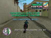 GTA VC Salto 6D