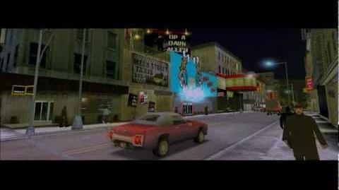 Grand Theft Auto III Aniversario Trailer