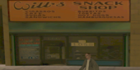 Will's Snack Shop