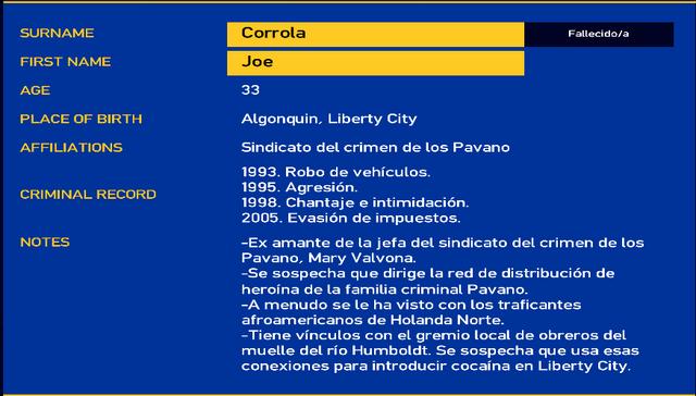 Archivo:Joe corrola LCPD.png