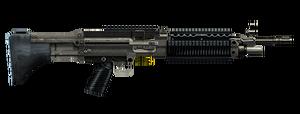 MG de combate GTA V