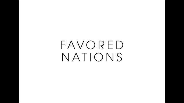 Archivo:Favored Nations.jpg