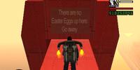 Cartel de Easter Egg