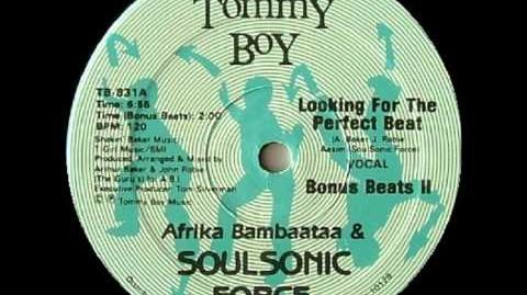 """Looking for the Perfect Beat (12"""" Vocal Version)"""