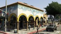 Marlins Cafe Vespucci