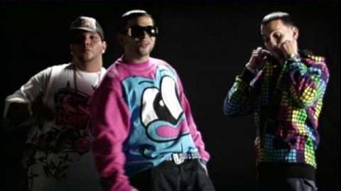 Angel Y Khriz - Na De Na ft