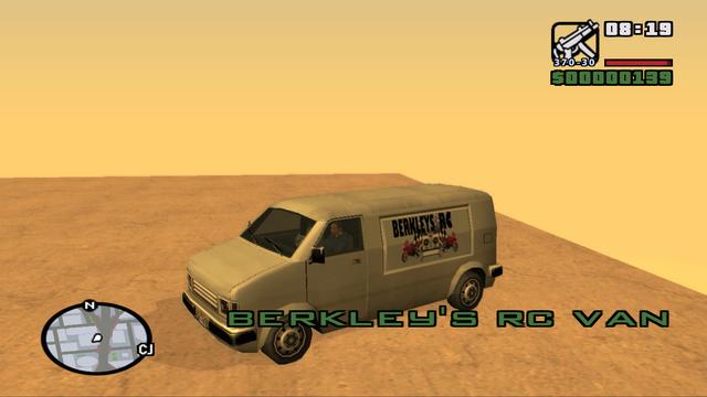 Archivo:GTA San Andreas Beta Berkley's RC Van.png