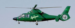 Helicopter Sprunk