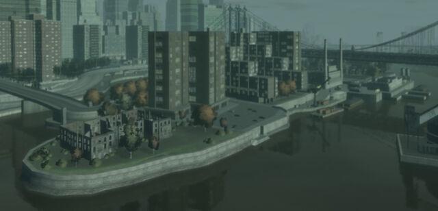 Archivo:ColonyIsland-GTA4-northwestwards.jpg