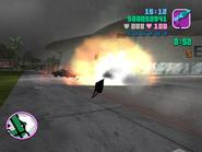 GTA VC Masacre destrucción vehículo